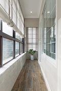 豪华型140平米美式风格阳台效果图