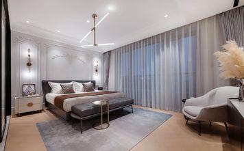 20万以上140平米三室两厅法式风格卧室图片大全