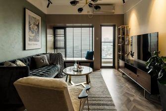 经济型80平米三室一厅新古典风格客厅图片大全