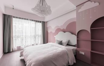 豪华型140平米三室一厅现代简约风格卧室图片
