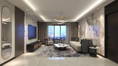 经济型140平米三室三厅中式风格客厅装修效果图
