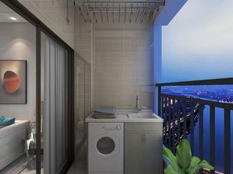 5-10万70平米现代简约风格阳台图