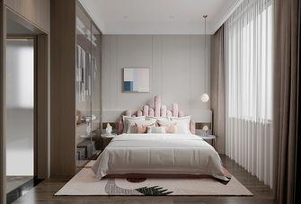 140平米复式现代简约风格青少年房图片大全