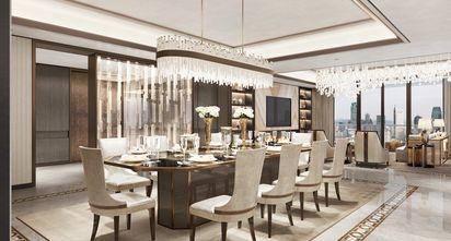 140平米四室两厅港式风格餐厅装修图片大全