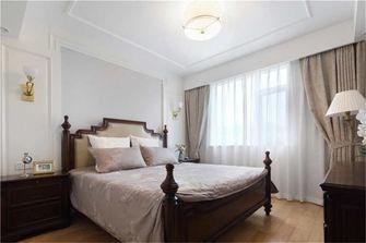 豪华型140平米复式美式风格卧室设计图