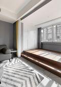 5-10万80平米现代简约风格阳光房图片