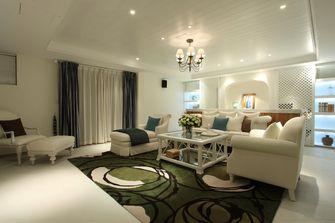 豪华型140平米四室两厅地中海风格客厅装修效果图