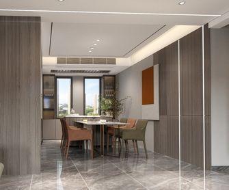 豪华型140平米四室两厅轻奢风格餐厅装修效果图