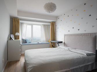 富裕型90平米三北欧风格卧室效果图