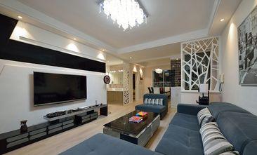 经济型100平米三室两厅北欧风格客厅设计图