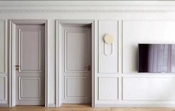经济型60平米公寓法式风格客厅欣赏图