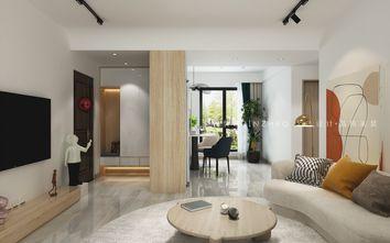 10-15万130平米三室两厅北欧风格玄关图片大全