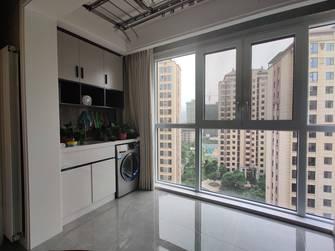 120平米三室两厅轻奢风格阳台效果图