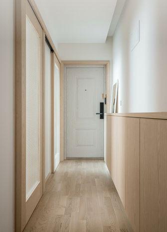 经济型60平米三室两厅日式风格走廊图片