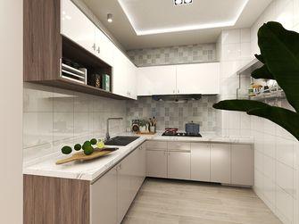经济型70平米一居室北欧风格厨房设计图