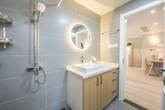 富裕型100平米北欧风格卫生间装修案例