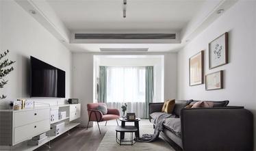 富裕型90平米三室两厅北欧风格其他区域设计图