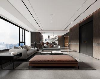 20万以上140平米复式现代简约风格餐厅图片大全