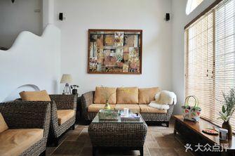 20万以上140平米别墅田园风格客厅图