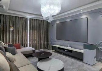5-10万110平米三现代简约风格客厅图