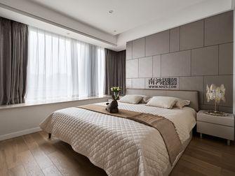 130平米四室两厅港式风格卧室装修图片大全