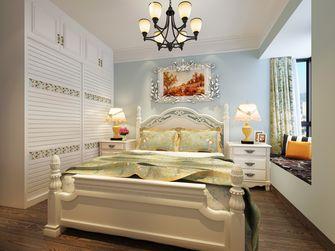 100平米美式风格卧室效果图