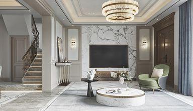 20万以上140平米别墅美式风格客厅设计图
