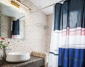 经济型70平米三室一厅混搭风格卫生间设计图