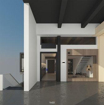 豪华型140平米现代简约风格健身房装修案例