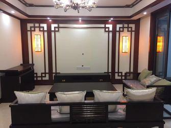 中式风格客厅装修案例