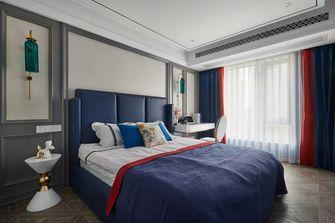 10-15万110平米三室两厅新古典风格卧室图片
