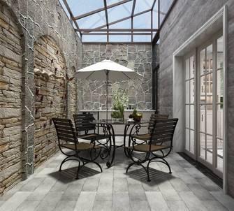 140平米别墅美式风格阳光房图