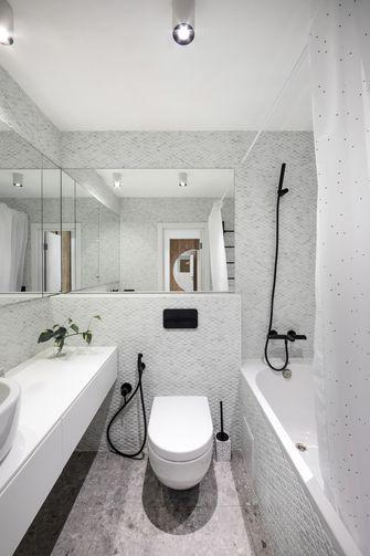 5-10万50平米一室一厅混搭风格卫生间装修效果图