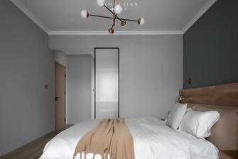 豪华型140平米四室两厅混搭风格卧室装修图片大全