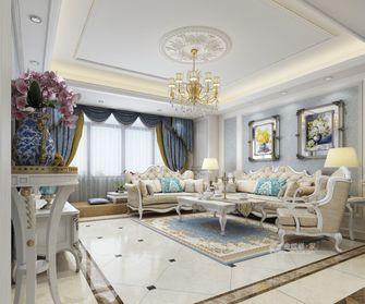 20万以上140平米三欧式风格客厅装修效果图