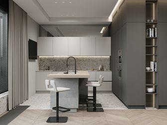豪华型140平米一室一厅轻奢风格厨房效果图