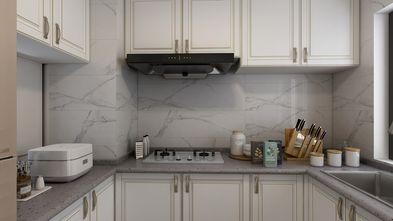 经济型110平米三室一厅欧式风格厨房装修效果图