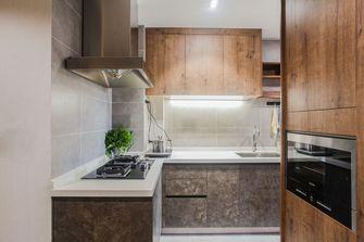 10-15万90平米现代简约风格厨房装修案例