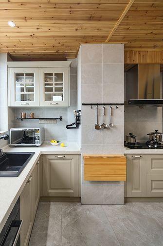 10-15万100平米三室一厅北欧风格厨房装修效果图