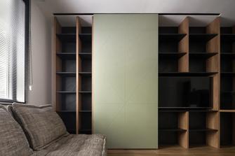 富裕型80平米新古典风格客厅装修图片大全