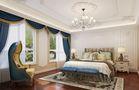 豪华型140平米别墅法式风格卧室装修效果图