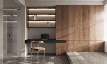 经济型110平米现代简约风格书房装修效果图