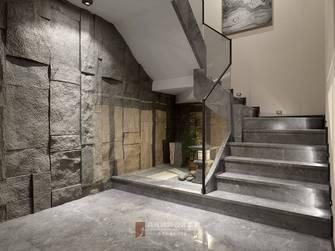 20万以上140平米复式中式风格楼梯间欣赏图