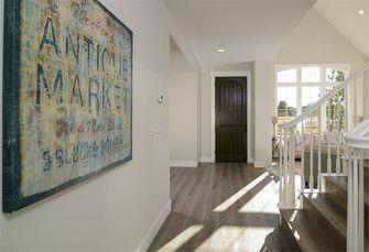 富裕型60平米一室一厅美式风格餐厅欣赏图