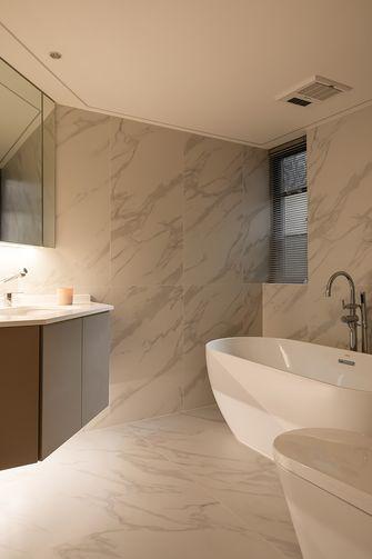 15-20万140平米四室两厅现代简约风格卫生间装修图片大全