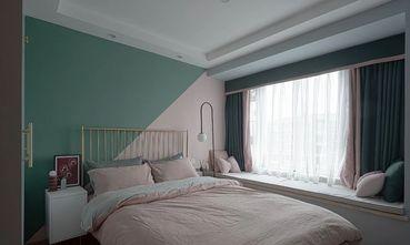 经济型90平米三轻奢风格卧室装修效果图
