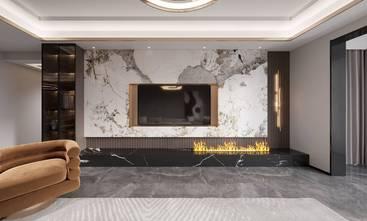 20万以上140平米三室四厅现代简约风格客厅效果图