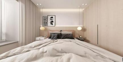豪华型140平米别墅日式风格卧室欣赏图