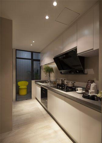 富裕型70平米北欧风格厨房图片大全