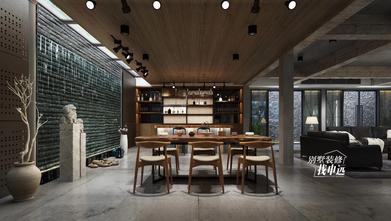 豪华型140平米三工业风风格餐厅设计图